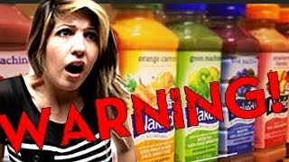 Naked Juice Not So Naked! (PepsiCo Class Action Lawsuit)