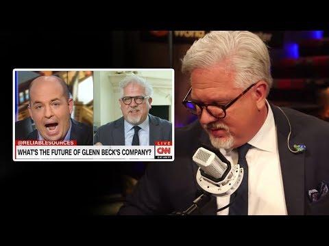 Glenn's Response to Brian Stelter and CNN
