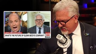 Glenn\'s Response to Brian Stelter and CNN