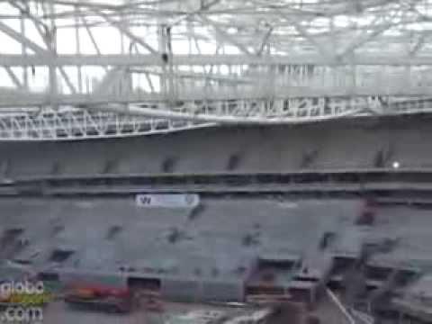 Com custo de R$ 7 milhões, Arena Palmeiras terá maiores telões do país