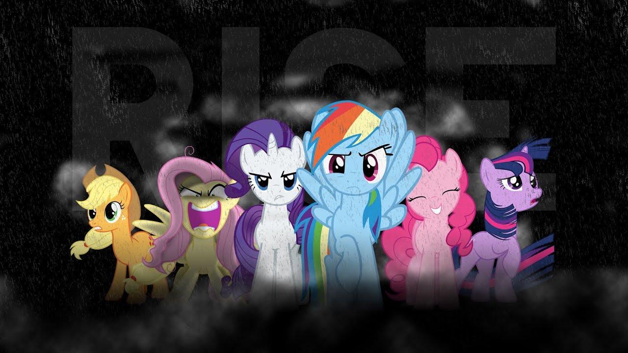 My Little Pony Friendship Is Magic Legendary Trailer