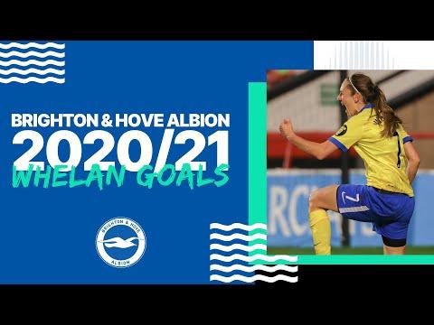 Aileen Whelan's 2020/21 WSL