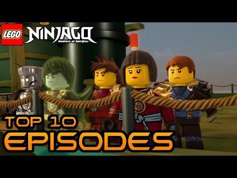 Ninjago: Top 10 Episodes