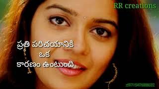 Girls Status Telugu