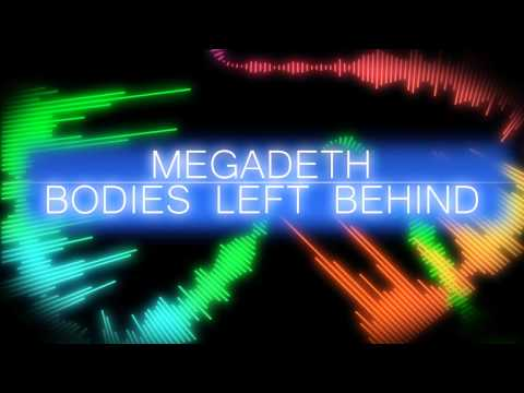 Megadeth - The Bodies Left Behind New Song 2009 Endgame