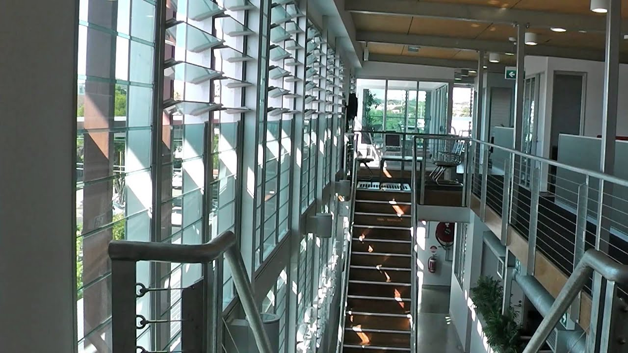 Asia Natural Ventilation In Offices A Case Study By