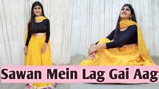 Sawan Mein Lag Gai Aag | Mika Singh, Payal Dev , Neha Kakkar | Dance Cover | Gunjan Soni