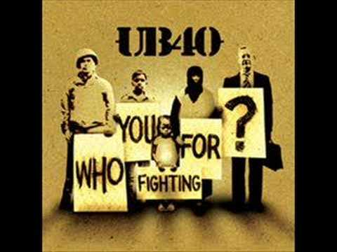UB40-i'll be on my way