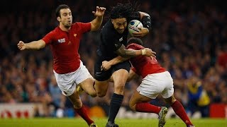New Zealand v France - Match Highlights and Tries - Rugby World Cup 2015