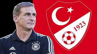 Stefan Kuntz ist der neue Trainer der Türkei!