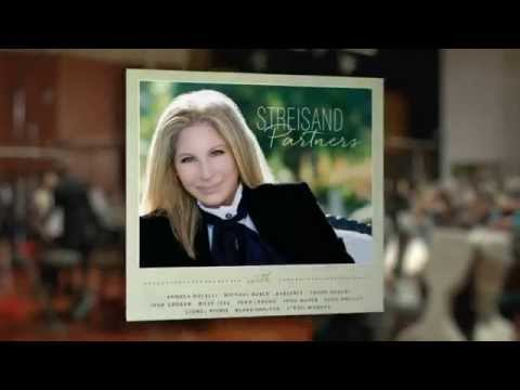 Barbra Streisand: 'Partners' Album - Out Now - TV Ad