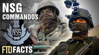 10 Surprising Facts About The NSG Commandos