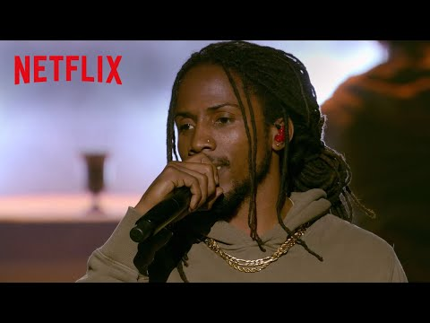 D Smoke Stuns In The Finale With Last Supper | Rhythm + Flow | Netflix