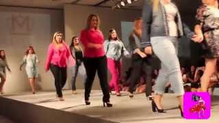 Marisa - Fashion Weekend Plus Size Inverno 2015 Runway Show