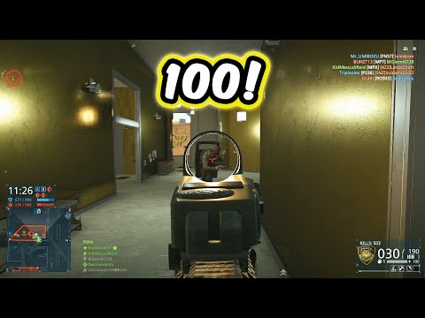 100 KILLS! - Battlefield Hardline