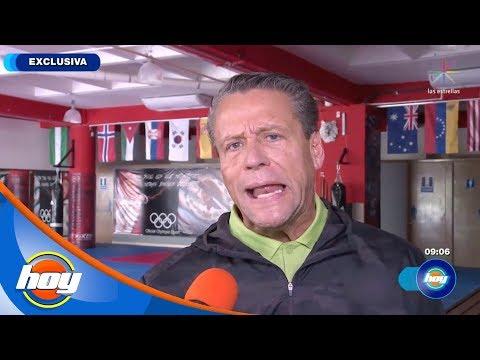 Alfredo Adame reitera que la pelea contra Trejo no se cancela | Hoy