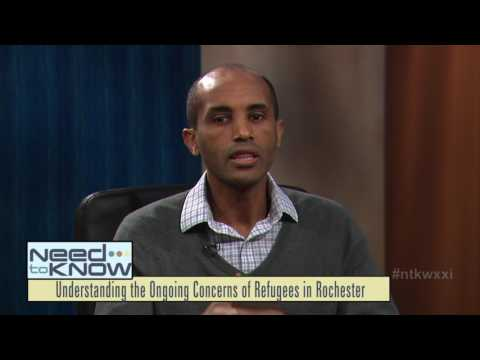 Need to Know | June 1, 2017 | World Refugee Day