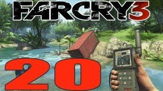 Far Cry 3: Walkthrough Part 20 Cargo Dump (HD)