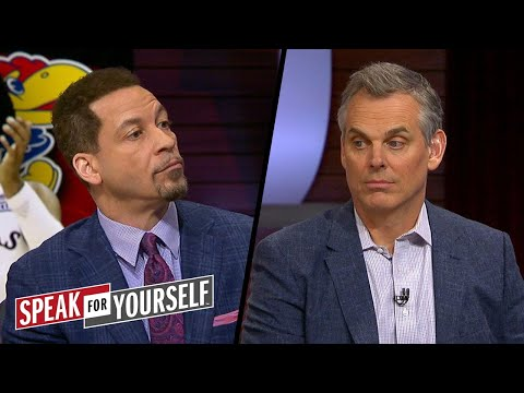 Chris Broussard on 2018 NCAA Tournament bubble teams | SPEAK FOR YOURSELF
