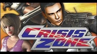 Time Crisis-Crisis Zone PC Gameplay | 1080p