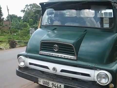 Ford Thames Trader Truck from Uganda