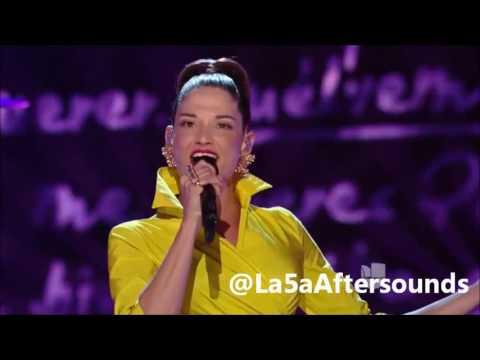 Natalia Jiménez canta 'Ya lo sé' en La Reina de la Canción (15/06/2017)