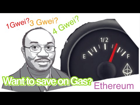 Ethereum: How to save money on Ether Gas Prices