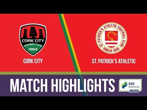 HIGHLIGHTS: Cork City 1-0 St. Patrick's Athletic
