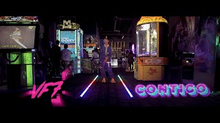 Download VF7- CONTIGO - ( VIDEO OFICIAL) Mp3 and Videos