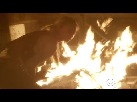 Download Criminal Minds- JJ tries to save a girl from burning, Luke gets JJ out in time (12x02)