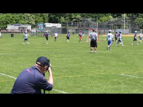 Rockville Center vs. Port Washington 8th Grade Lax