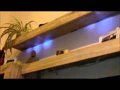 led schrankbeleuchtung mit verschiedenen programmen arduino teil 2 youtube. Black Bedroom Furniture Sets. Home Design Ideas