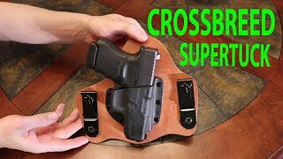 Crossbreed Supertuck IWB Holster For My Glock