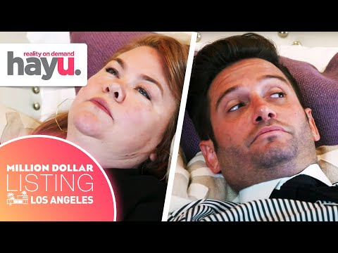 Josh Flagg Takes Client To A Bad House On Purpose | Season 12 | Million Dollar Listing: Los Angeles