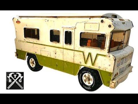 tonka-winnebago-camper-restoration---awesome-vintage-tonka-restored