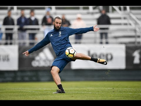 Gonzalo Higuain | Exclusive Interview from USA