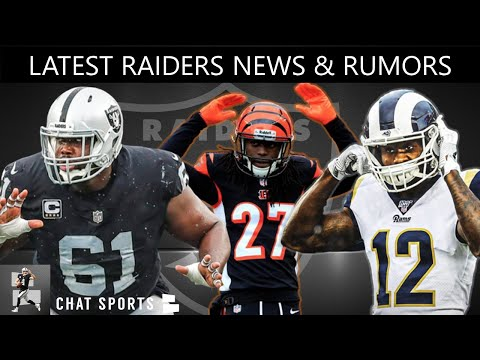 Brandin Cooks Trade? Raiders News & Rumors On Dre Kirkpatrick, Rodney Hudson, Gabe Jackson, Devey