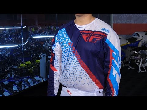 2016 Fly Racing Kinetic Mesh Vented Motorcycle Gear Review