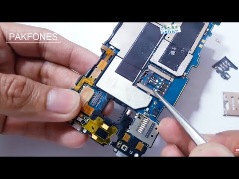 HOW TO FIX BROKEN SIM CARD SLOT - ANY CELL PHONE