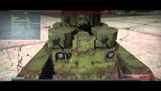 Видео обзор игры War Thunder