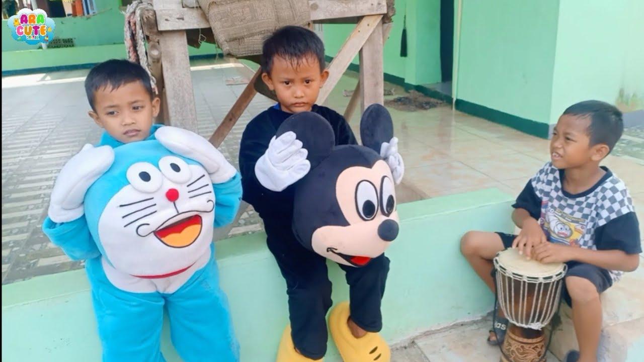 Download Ketemu Badut Anak Kecil 🐼 Kasian Nggak Di Undang Di Acara Ulang Tahun
