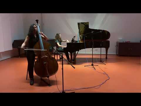 Max Bruch: Kol Nidrei, Op. 47 For Double Bass And Piano