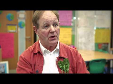 Michael Morpurgo visits Tidemill Academy primary school