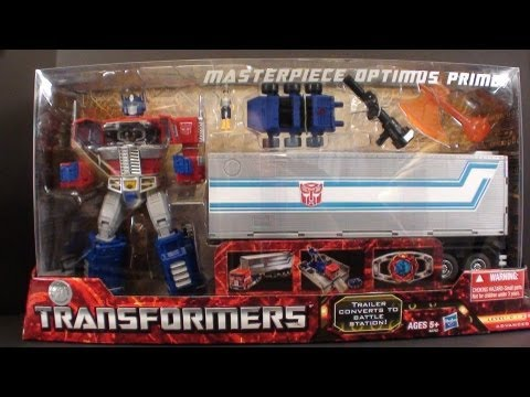 T2RX6 Reviews: Transformers Masterpiece Optimus Prime (Toys R Us Edition)