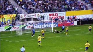 Jupiler Pro League 2009-2010: de 20 mooiste doelpunten