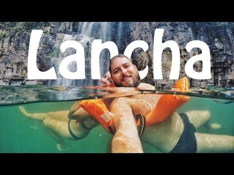 Lancha no Lago de Furnas e Cascata EcoPark - Capitólio, MG | Julieth Silva