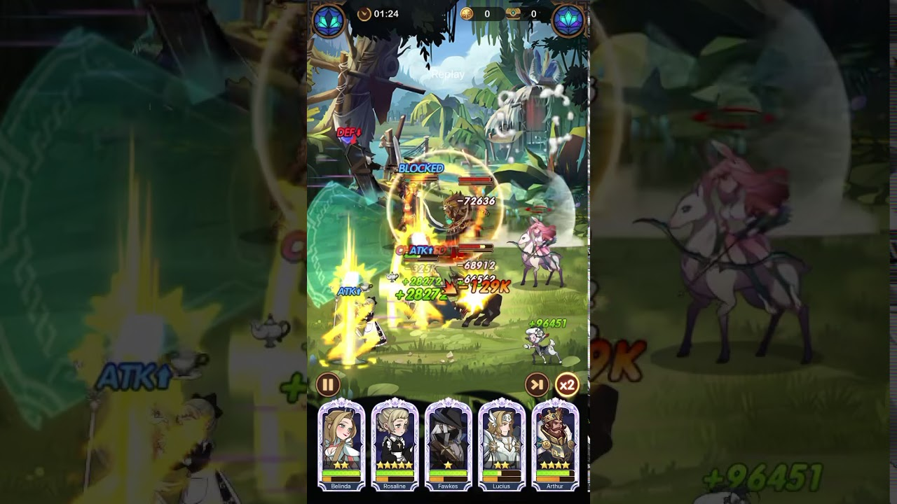 AFK Arena 27-2 - YouTube