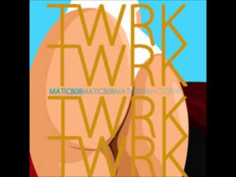 Baltimore Club Music-@Matic808 TWRK