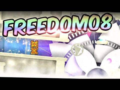 4.5 MIN EXTREME DEMON!   Freedom08 by Pennutoh & more   Full Level   (cut)