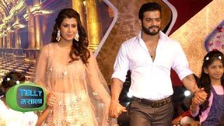 (VIDEO) Karan Patel Ramp Walk With Wife Ankita Bhargava